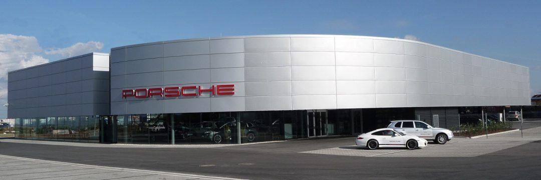 Autosalon Porsche Praha Prosek