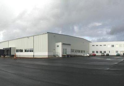 Logistické centrum Rychnov
