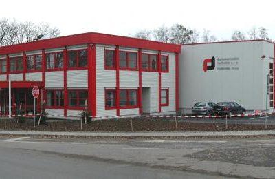 Výrobní hala Havlíčkův Brod